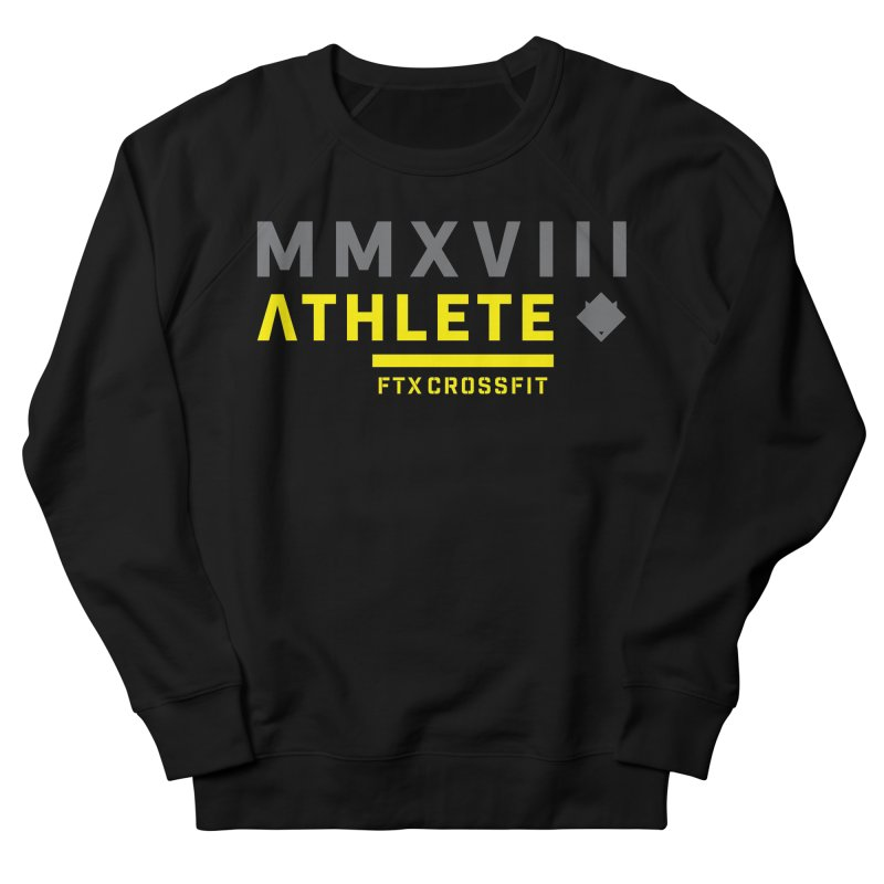 ATHLETE 18: 01 Men's French Terry Sweatshirt by FTX CrossFit Store