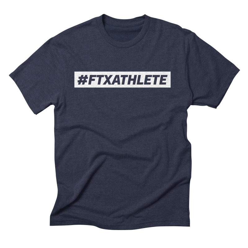 #FTXAthlete Men's Triblend T-Shirt by FTX CrossFit Store