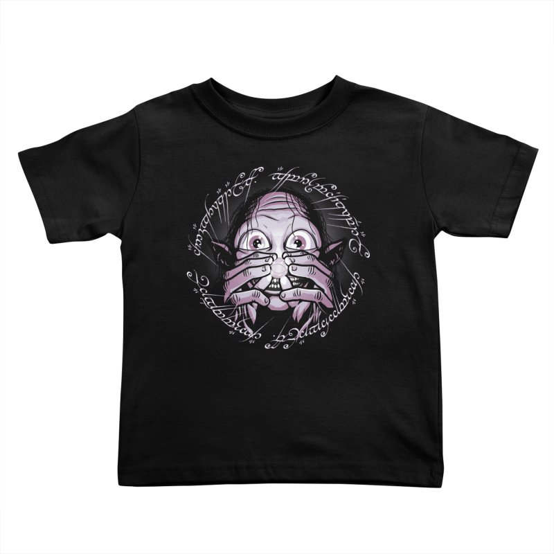 Precious Kids Toddler T-Shirt by fuacka's Artist Shop