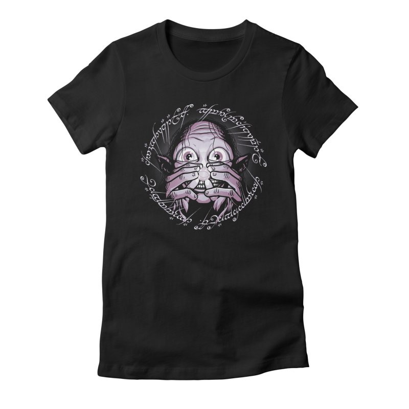 Precious Women's Fitted T-Shirt by fuacka's Artist Shop
