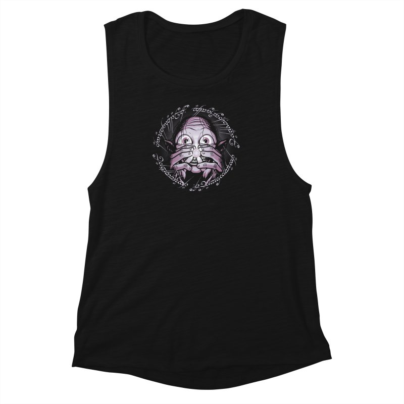 Precious Women's Muscle Tank by fuacka's Artist Shop