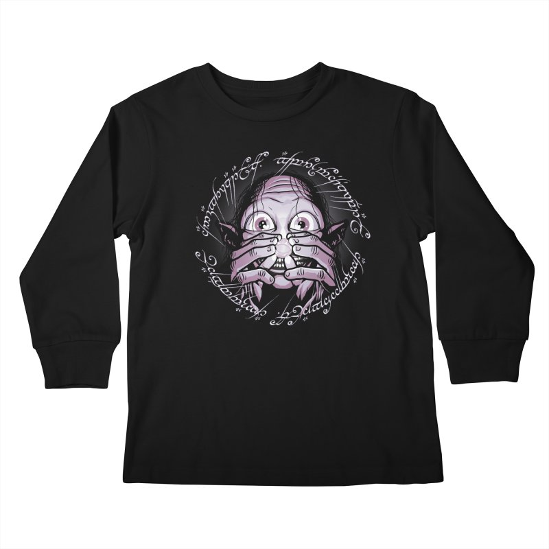 Precious Kids Longsleeve T-Shirt by fuacka's Artist Shop