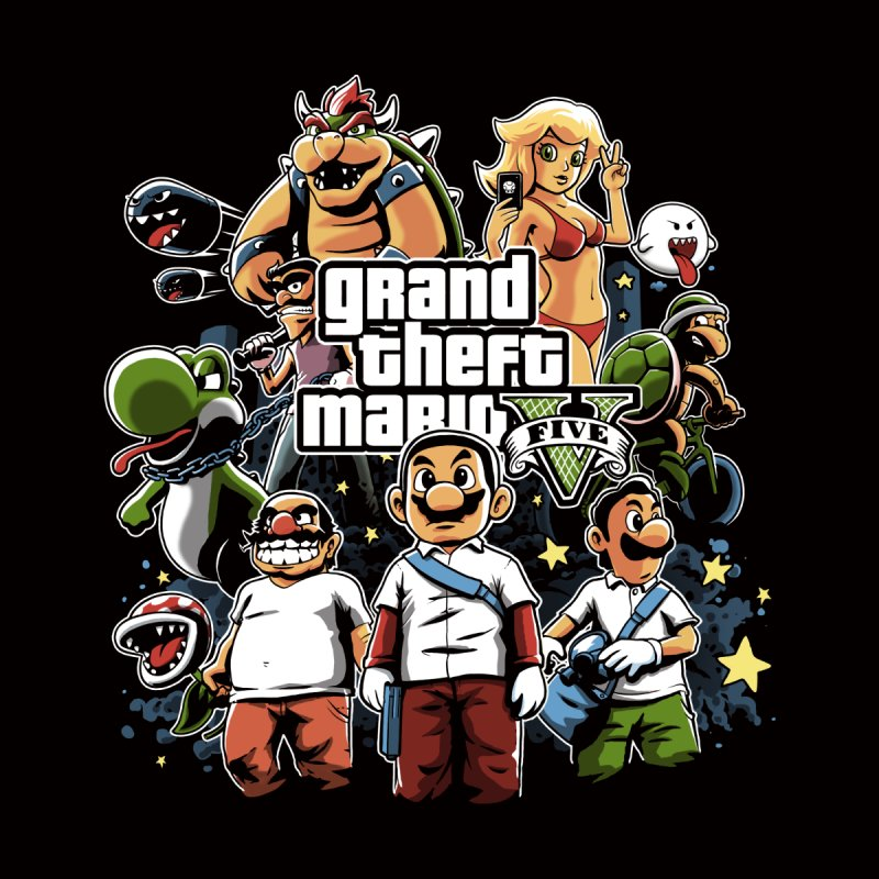 Grand Theft Plumber None  by fuacka's Artist Shop
