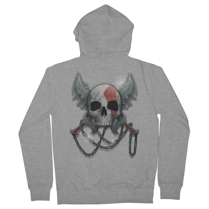 Vengeance Women's Zip-Up Hoody by fuacka's Artist Shop