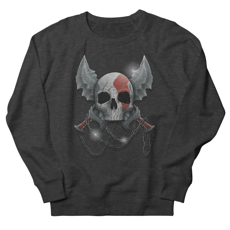 Vengeance Men's Sweatshirt by fuacka's Artist Shop