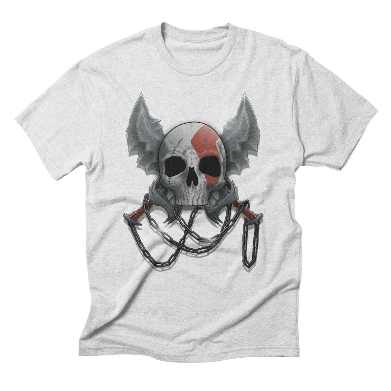 Vengeance Men's Triblend T-Shirt by fuacka's Artist Shop