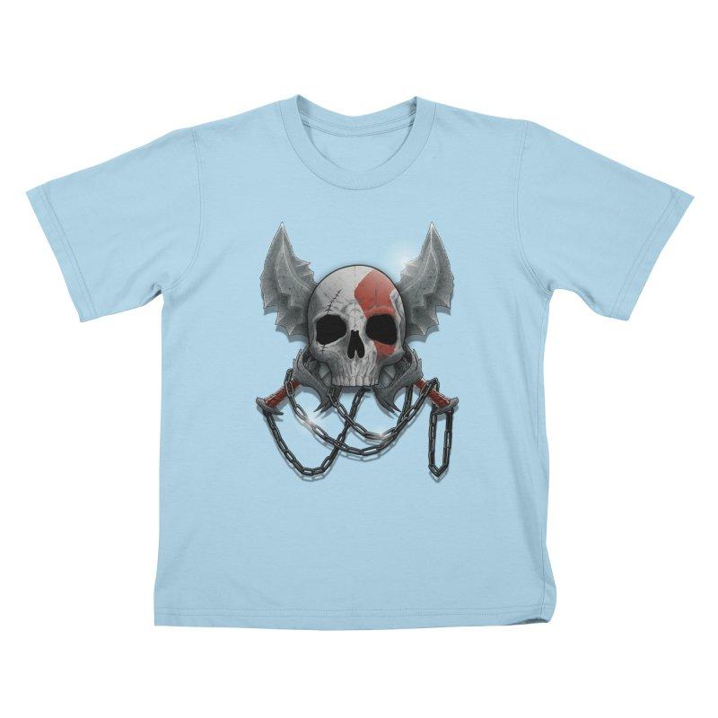 Vengeance Kids T-Shirt by fuacka's Artist Shop