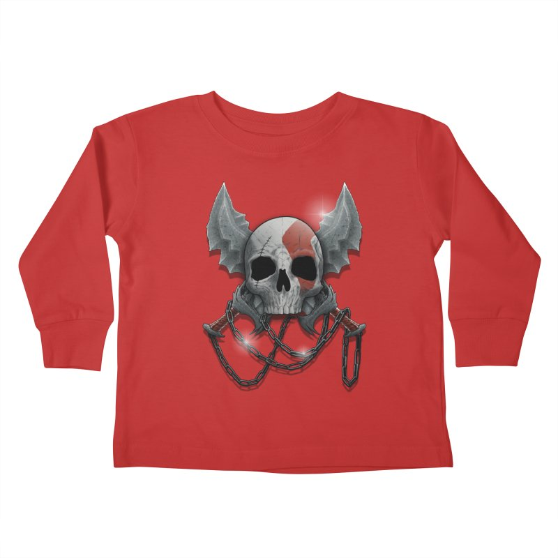 Vengeance Kids Toddler Longsleeve T-Shirt by fuacka's Artist Shop