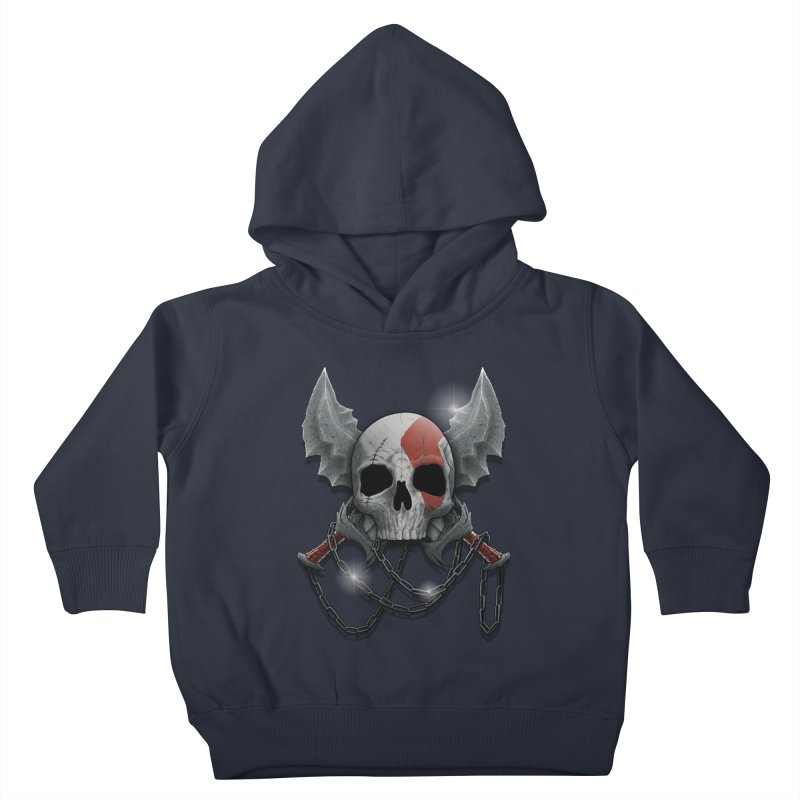 Vengeance Kids Toddler Pullover Hoody by fuacka's Artist Shop