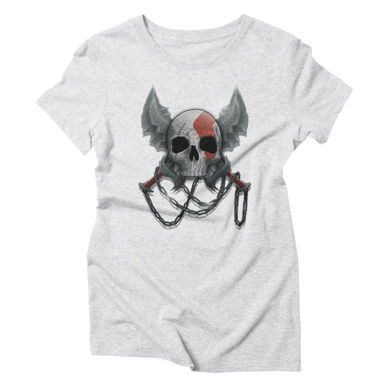 Vengeance Women's Triblend T-shirt by fuacka's Artist Shop