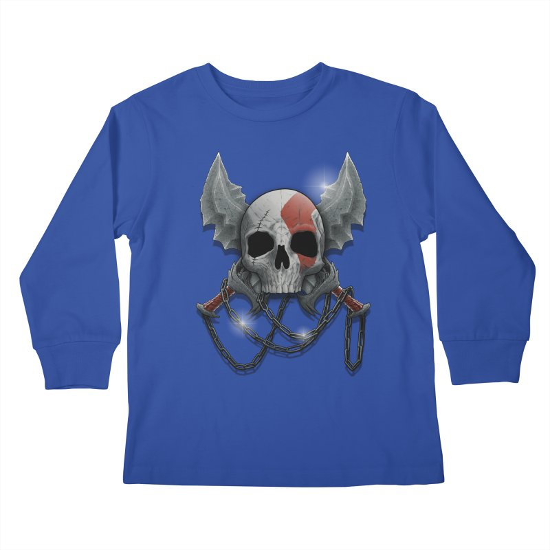 Vengeance Kids Longsleeve T-Shirt by fuacka's Artist Shop