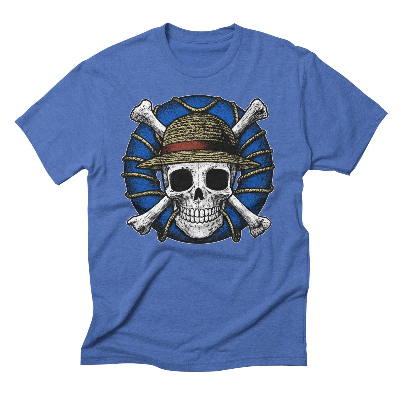 Going Merry Men's Triblend T-Shirt by fuacka's Artist Shop