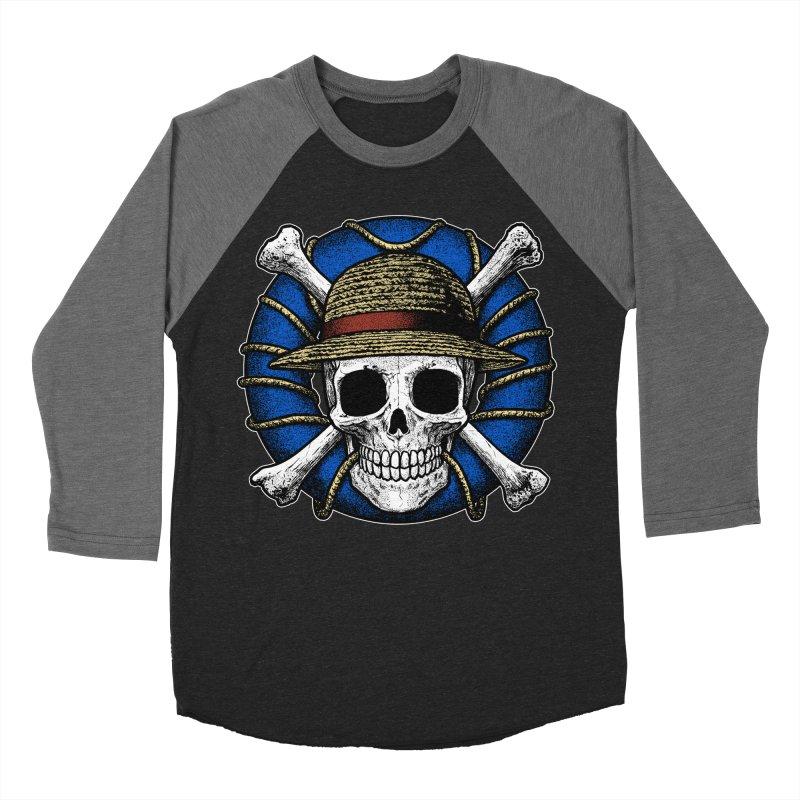 Going Merry Men's Baseball Triblend T-Shirt by fuacka's Artist Shop