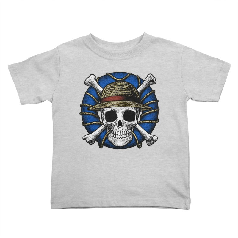 Going Merry Kids Toddler T-Shirt by fuacka's Artist Shop