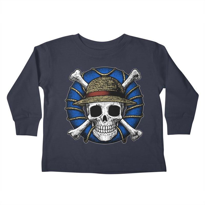 Going Merry Kids Toddler Longsleeve T-Shirt by fuacka's Artist Shop