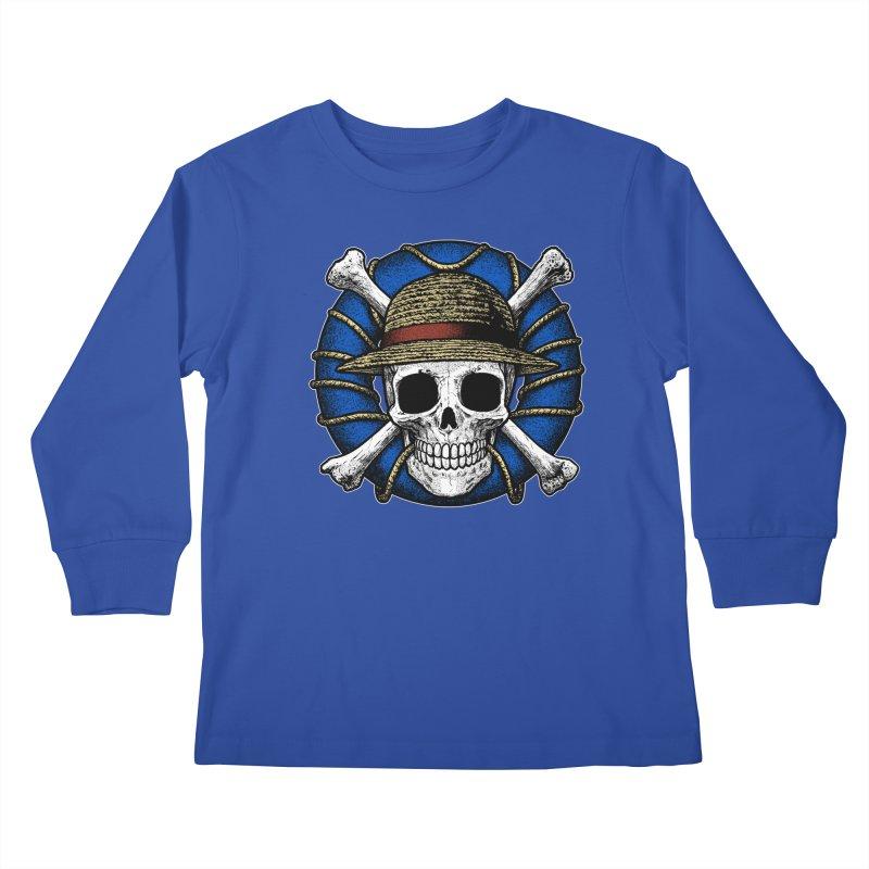 Going Merry Kids Longsleeve T-Shirt by fuacka's Artist Shop