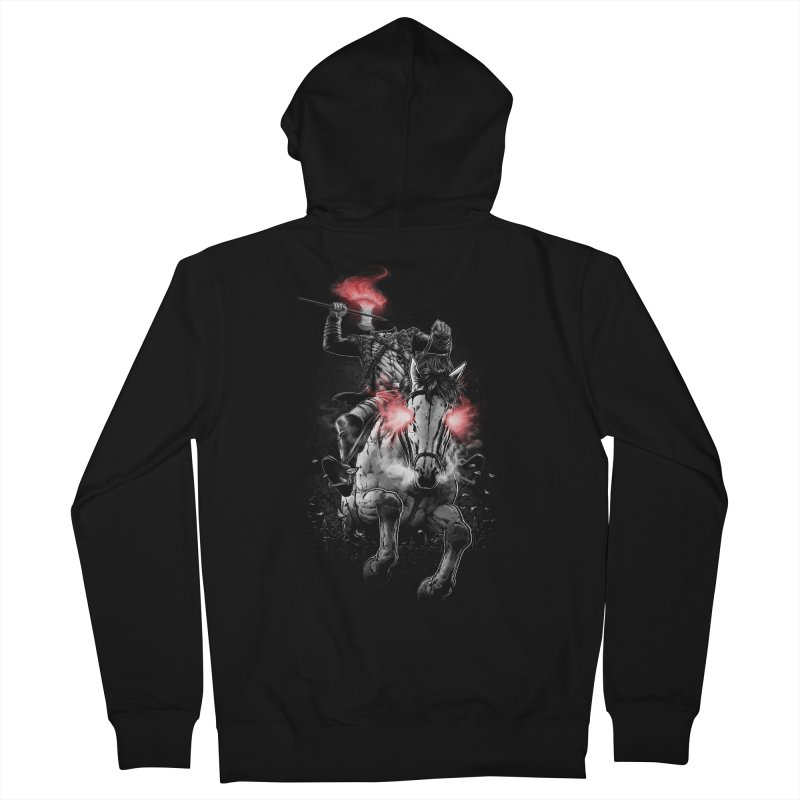 Sleepy Hollow Women's Zip-Up Hoody by fuacka's Artist Shop