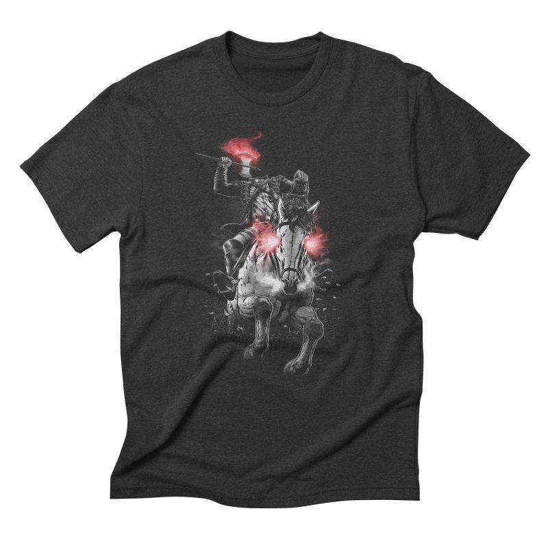 Sleepy Hollow Men's Triblend T-Shirt by fuacka's Artist Shop