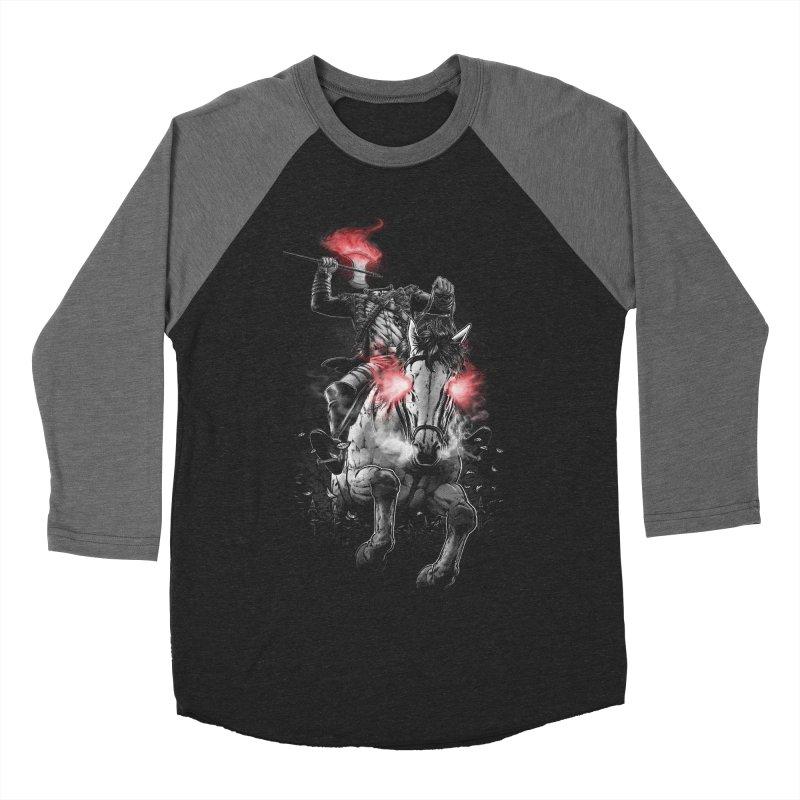 Sleepy Hollow Men's Baseball Triblend T-Shirt by fuacka's Artist Shop