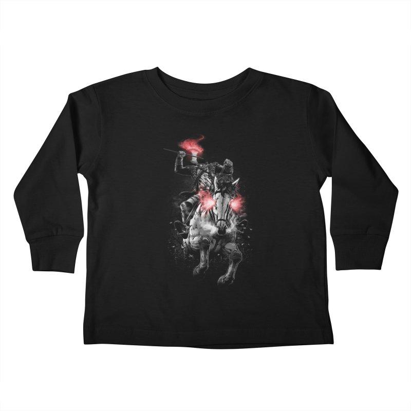 Sleepy Hollow Kids Toddler Longsleeve T-Shirt by fuacka's Artist Shop