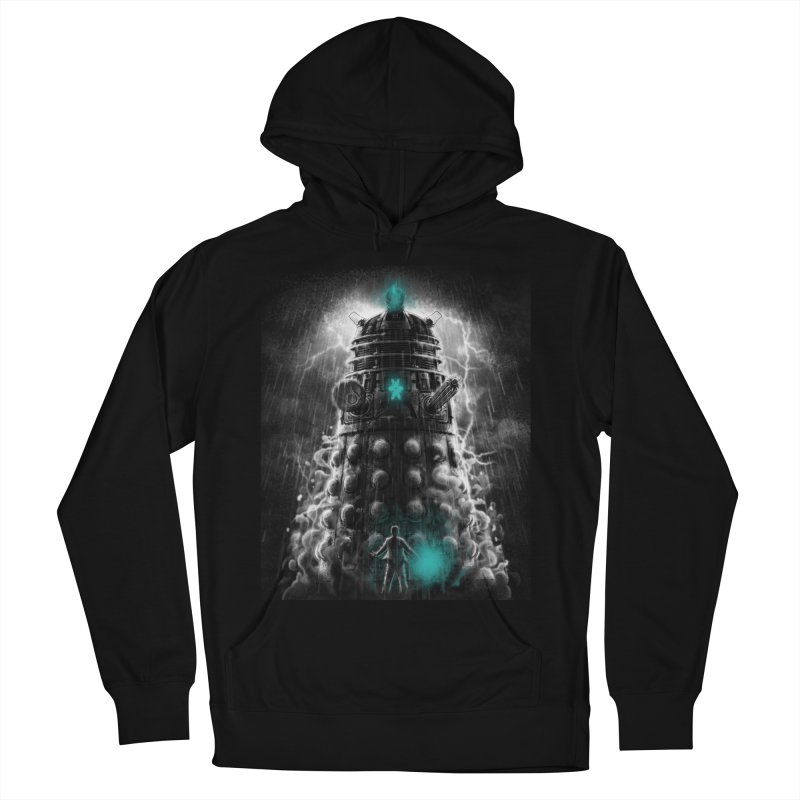Shadow of the Dalek Men's Pullover Hoody by fuacka's Artist Shop