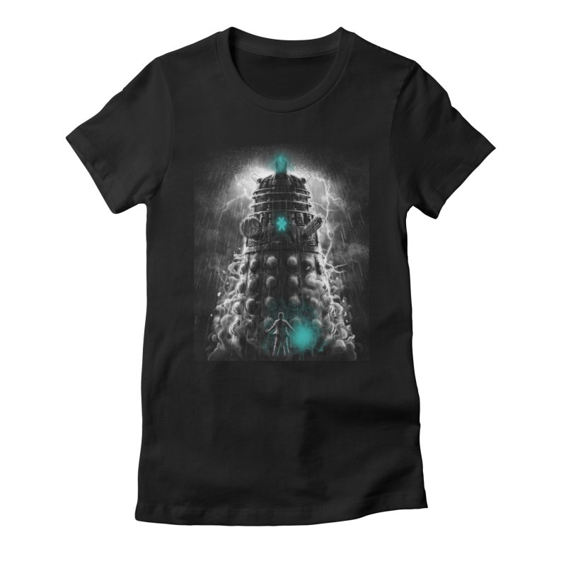 Shadow of the Dalek   by fuacka's Artist Shop