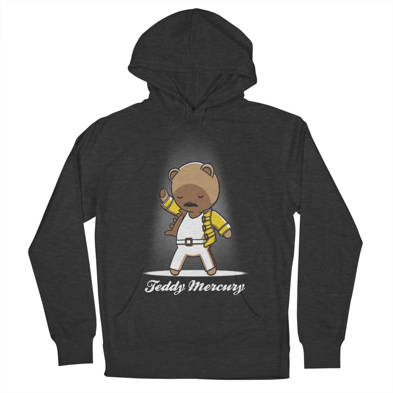Teddy Mercury Women's Pullover Hoody by fuacka's Artist Shop