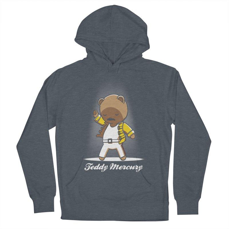Teddy Mercury Women's Pullover Hoody by fuacka's Artist Shop