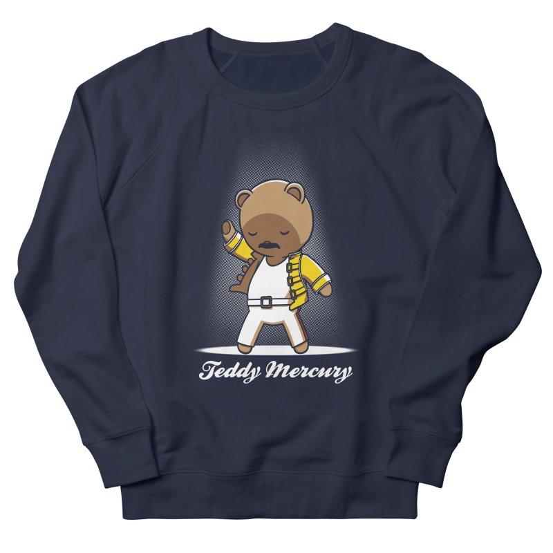 Teddy Mercury Women's Sweatshirt by fuacka's Artist Shop