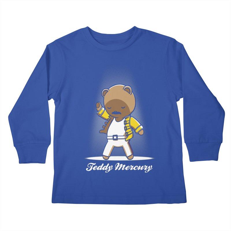 Teddy Mercury   by fuacka's Artist Shop