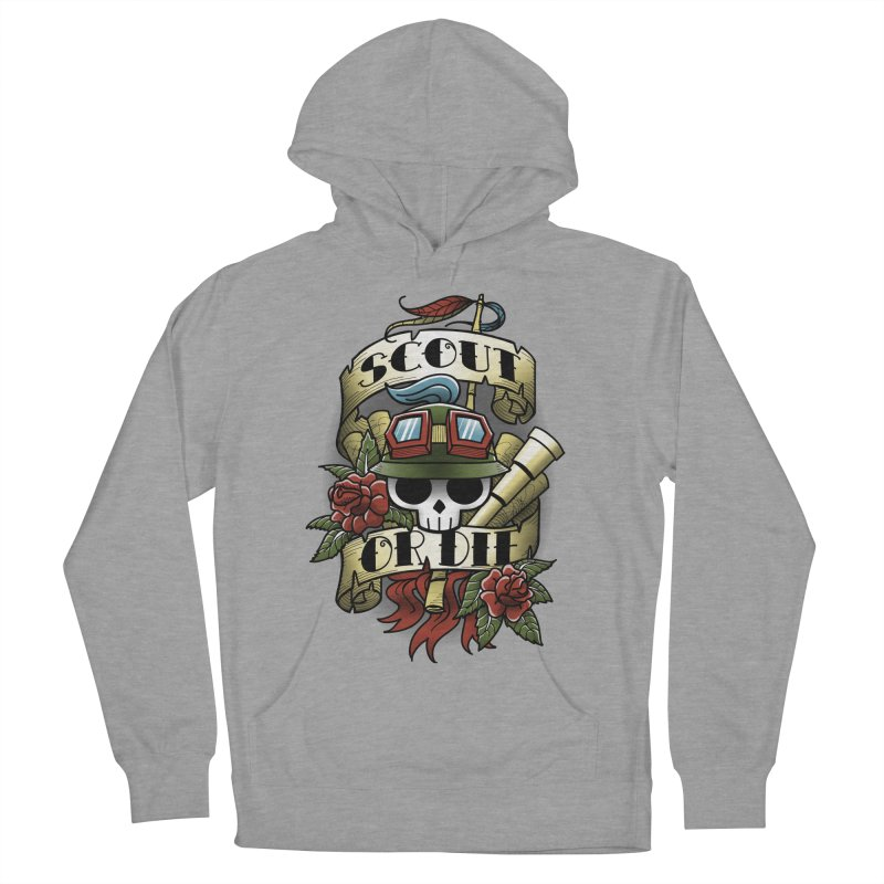 On Duty Women's Pullover Hoody by fuacka's Artist Shop