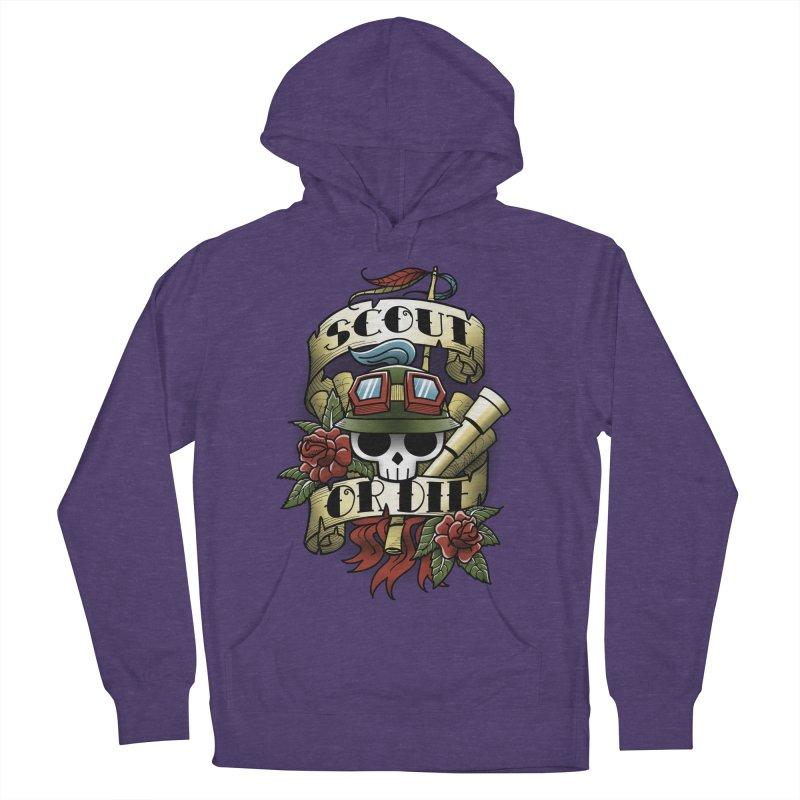 On Duty Men's Pullover Hoody by fuacka's Artist Shop