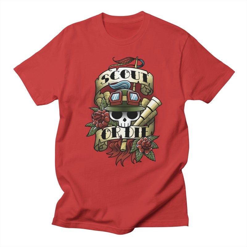 On Duty Men's T-shirt by fuacka's Artist Shop