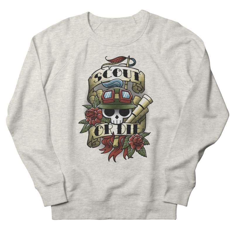 On Duty Men's Sweatshirt by fuacka's Artist Shop