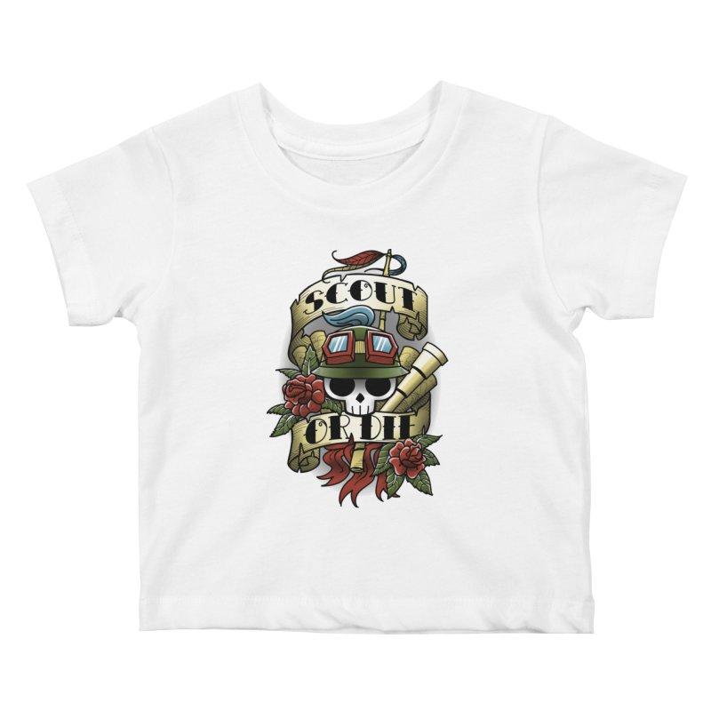 On Duty Kids Baby T-Shirt by fuacka's Artist Shop