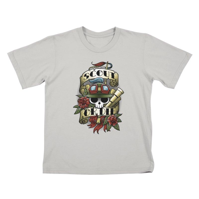 On Duty Kids T-shirt by fuacka's Artist Shop