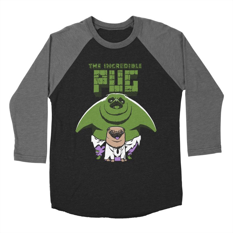 The Incredible Pug   by fuacka's Artist Shop