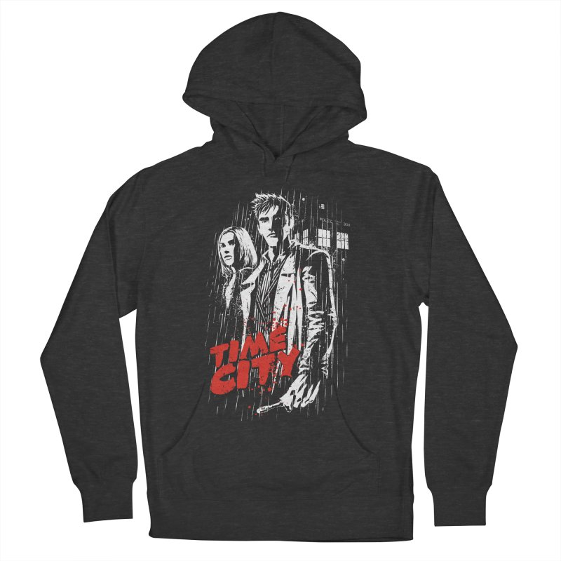 Time City Women's Pullover Hoody by fuacka's Artist Shop