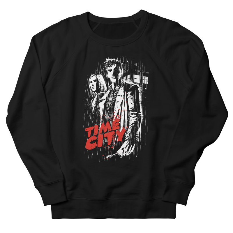 Time City Women's Sweatshirt by fuacka's Artist Shop