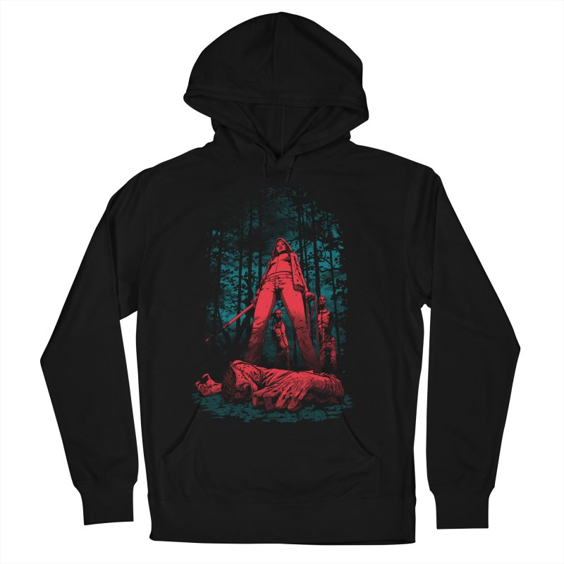 Huntress Men's Pullover Hoody by fuacka's Artist Shop