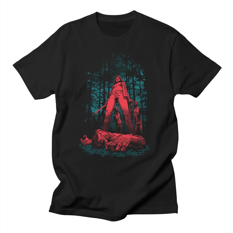 Huntress Men's T-shirt by fuacka's Artist Shop