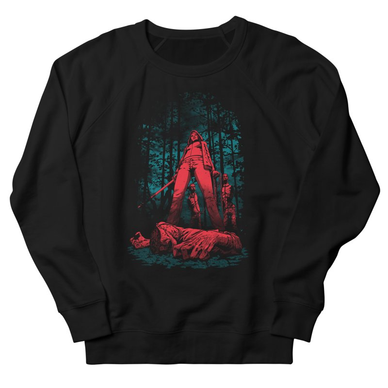 Huntress Men's Sweatshirt by fuacka's Artist Shop