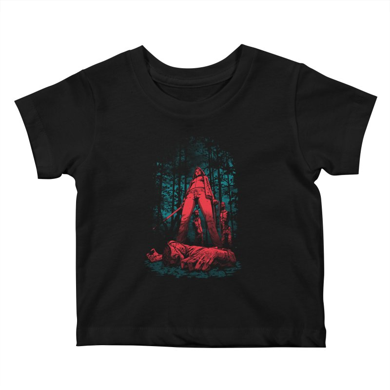 Huntress Kids Baby T-Shirt by fuacka's Artist Shop