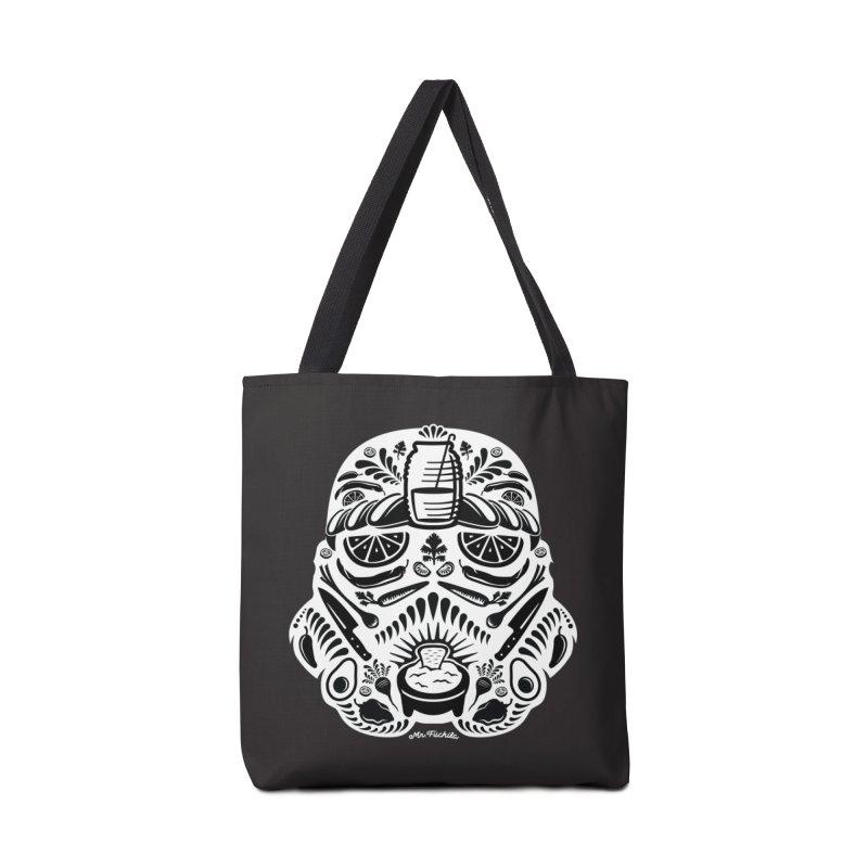 Taco Trooper Accessories Tote Bag Bag by Fuchila
