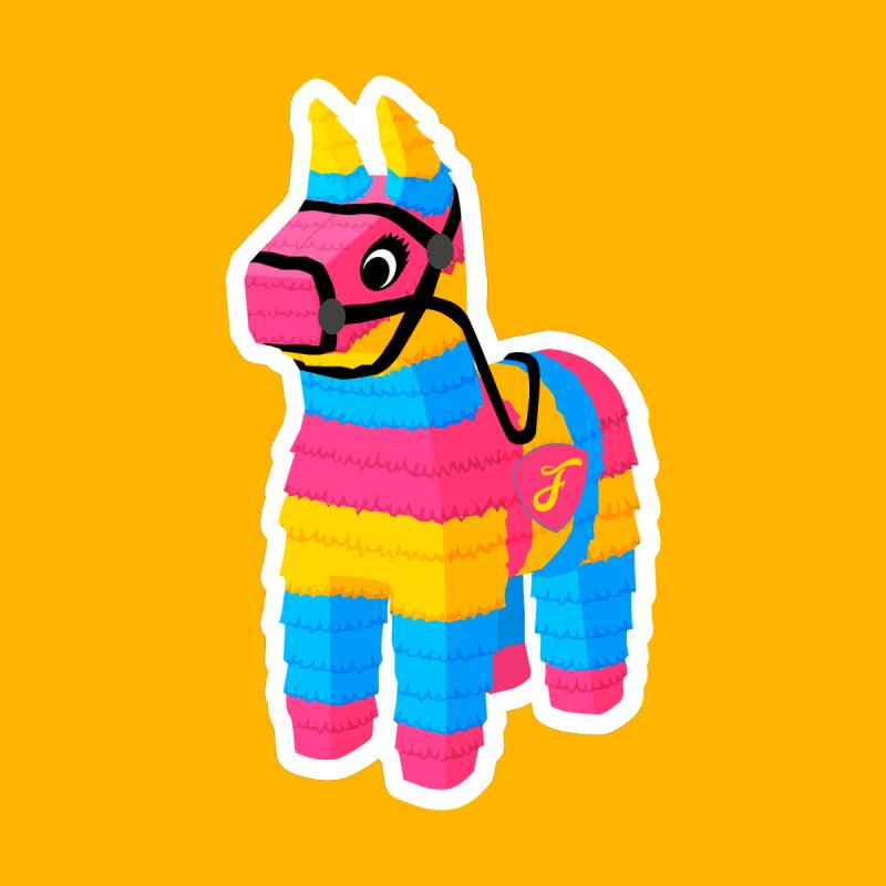 El Burrito Kids Toddler Pullover Hoody by Fuchila