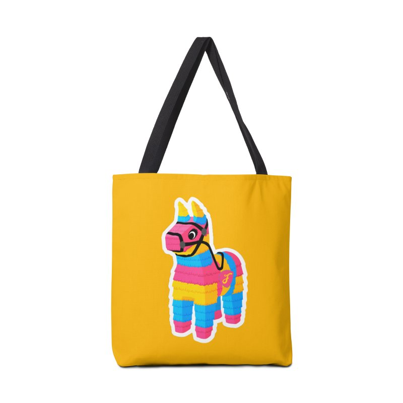 El Burrito Accessories Tote Bag Bag by Fuchila