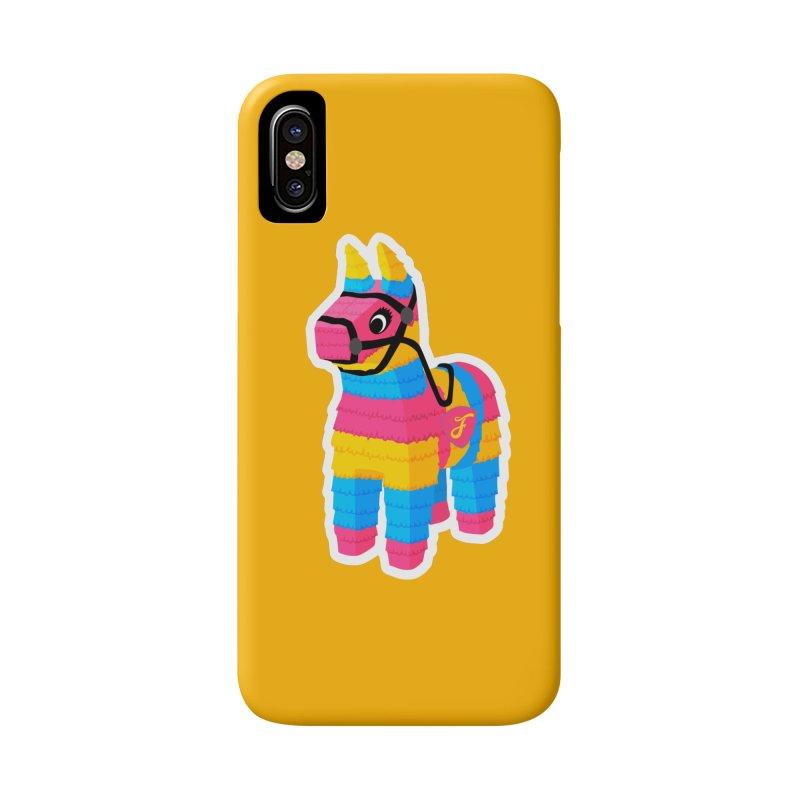 El Burrito Accessories Phone Case by Fuchila