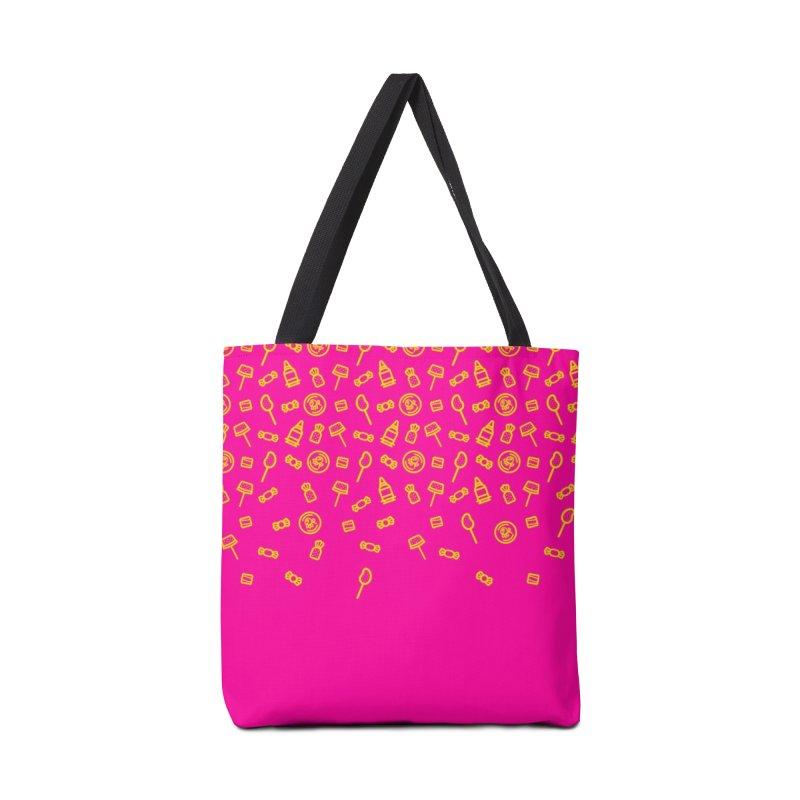Piñata Fart Accessories Tote Bag Bag by Fuchila