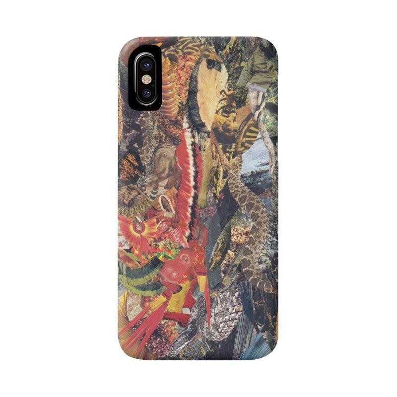 Ivan Zoloto — Fire Ocean 2 Accessories Phone Case by fullofno's Artist Shop
