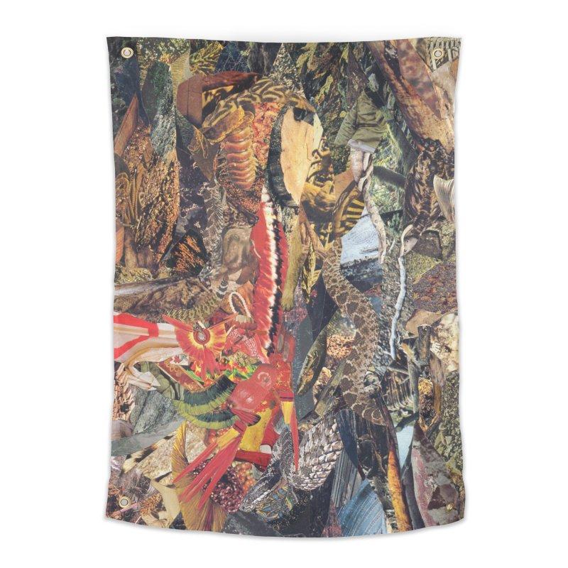 Ivan Zoloto — Fire Ocean 2 Home Tapestry by fullofno's Artist Shop